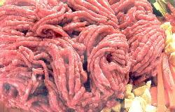 Carne picada, textura, preparaciones, precauciones al comprarla