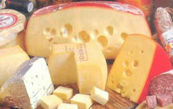 Queso emmenthal