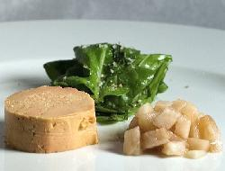 Paté de hígado, un manjar