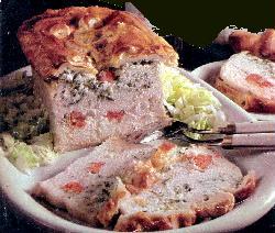 Pan delicioso de filetes de pescadilla
