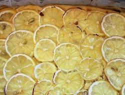 Rodajas de limón para acompañar aves o carnes