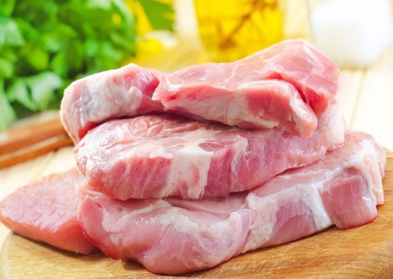 La carne porcina y que elementos influyen en su sabor y propiedades