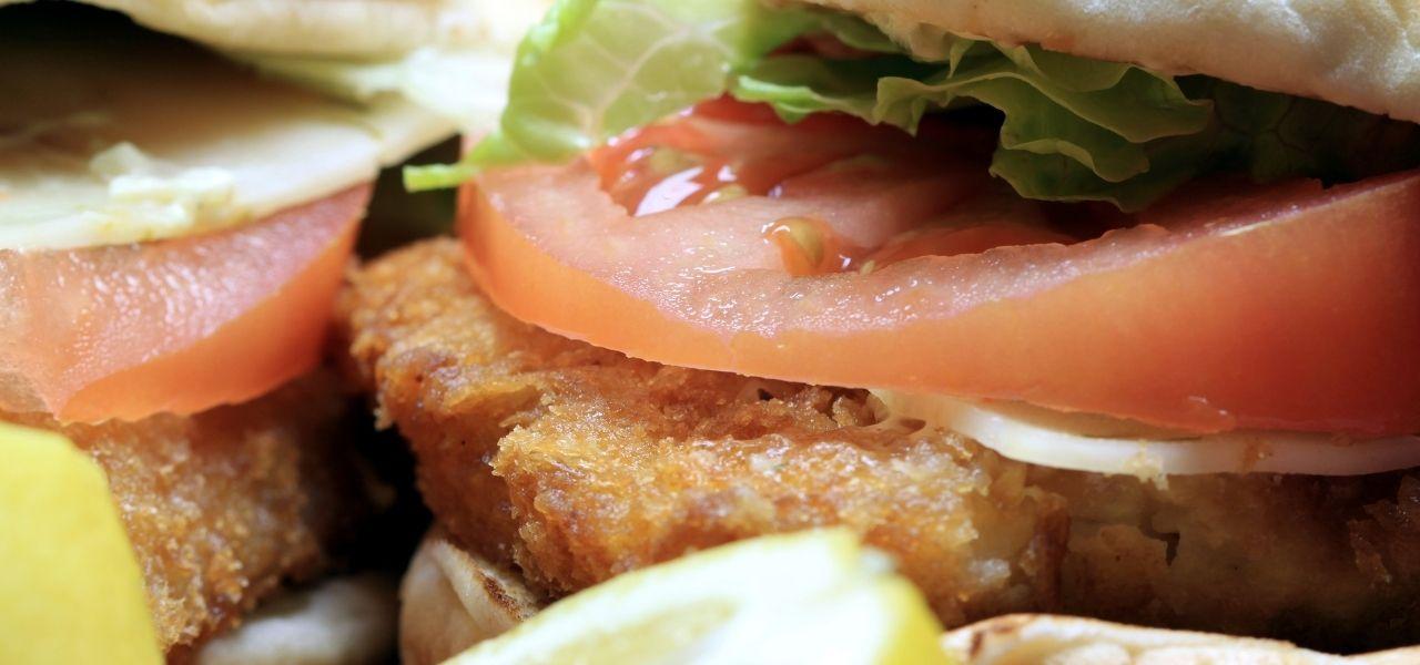 Milanesas de pescado al pan